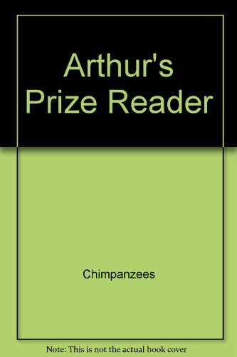 9780694000166: Arthur's Prize Reader (I Can Read Book & Cassette)