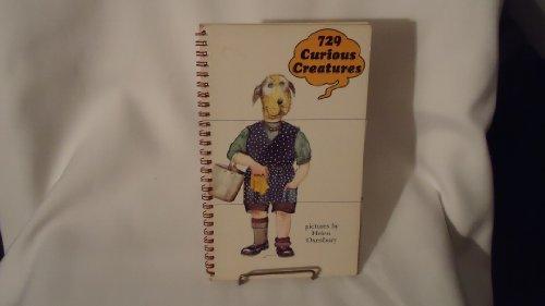 9780694000333: 729 Curious Creatures