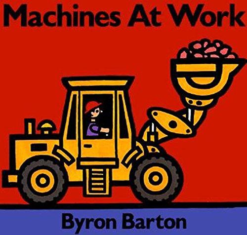 9780694001903: Machines at Work