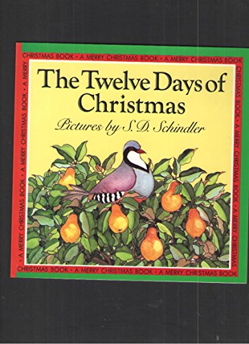 9780694003631: The Twelve Days of Christmas (Merry Christmas Book)