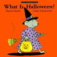 9780694003815: What Is Halloween?: Life the Flap Book (Lift-The-Flap Story)