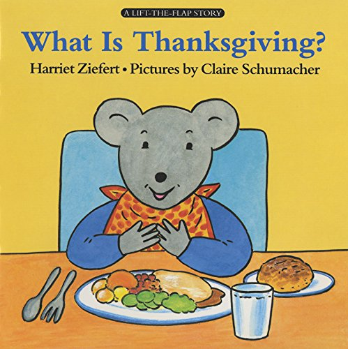 9780694004089: What Is Thanksgiving? (Lifft-The-Flap Story)