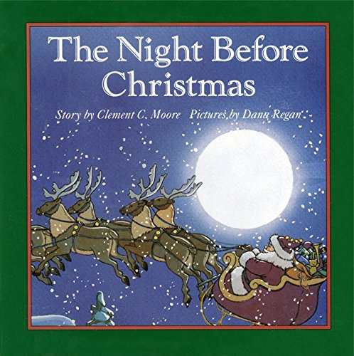 9780694004249: The Night Before Christmas
