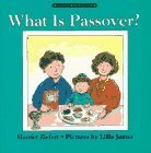 9780694004829: What Is Passover? (Lift-The-Flap Story)