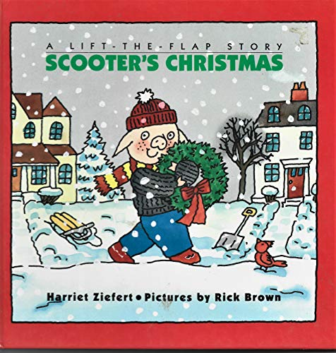 9780694004843: Scooter's Christmas