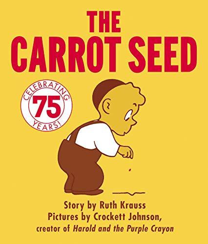9780694004928: The Carrot Seed Board Book