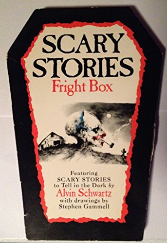 9780694005734: Scary Stories Fright Box