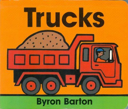 9780694006021: Trucks (Chunky Board Book)