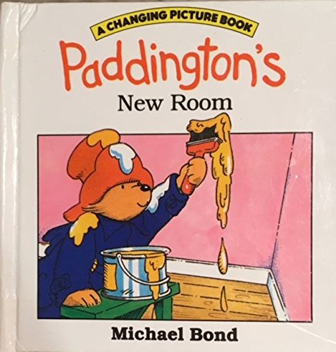 9780694006441: Paddington's New Room (A Changing Picture Book)