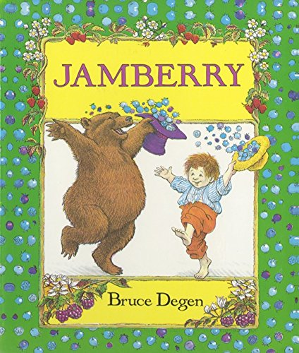 9780694006519: Jamberry Board Book