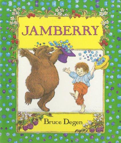9780694006519: Jamberry Board Book