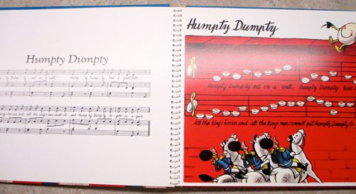 Humpty Dumpty and Other Mother Goose Songs: Rey, H. A.