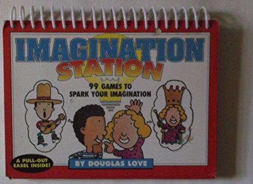 9780694006823: Imagination Station: 99 Games to Spark Your Imagination
