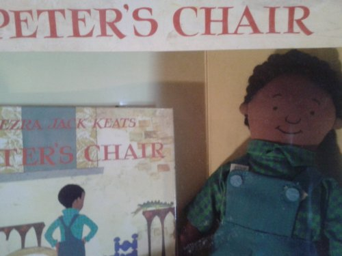 9780694006854: Peter's Chair/Mini Book and Doll