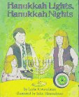 9780694007219: Hanukkah Lights, Hanukkah Nights