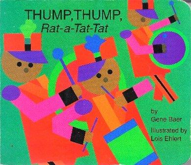 9780694008131: Thump, Thump, Rat-A-Tat-Tat