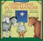 9780694008360: Christmas in the Manger: A Pat-and-Peek Book