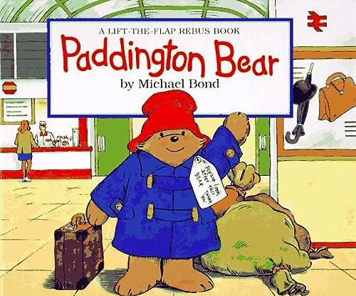9780694008384: Paddington Bear: A Lift-the-Flap Rebus Book