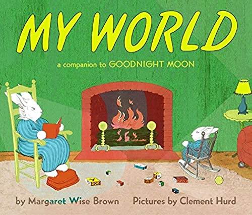 9780694008629: My World Board Book