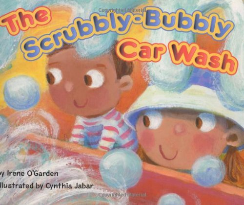 9780694008711: The Scrubbly-Bubbly Car Wash