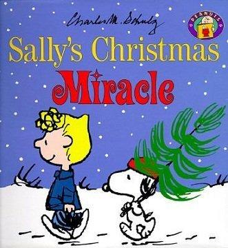 9780694008995: Sally's Christmas Miracle (Peanuts)