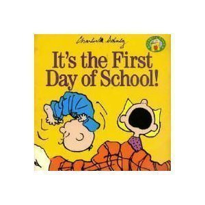 9780694009114: It's the First Day of School! (Peanuts Gang)
