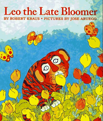 9780694009800: Leo the Late Bloomer