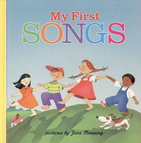 9780694009831: My First Songs (Harper Growing Tree)