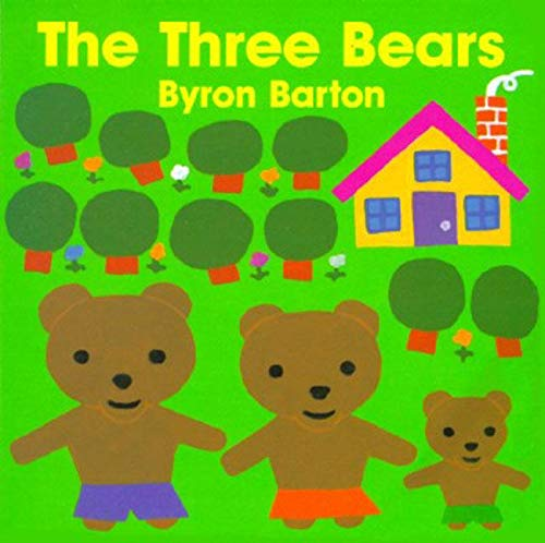 9780694009985: The Three Bears Board Book