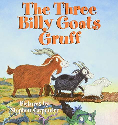 9780694010332: The Three Billy Goats Gruff