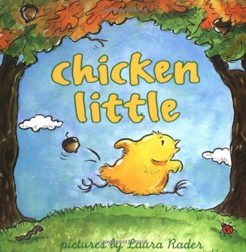 9780694010349: Chicken Little (Harper Growing Tree Series)