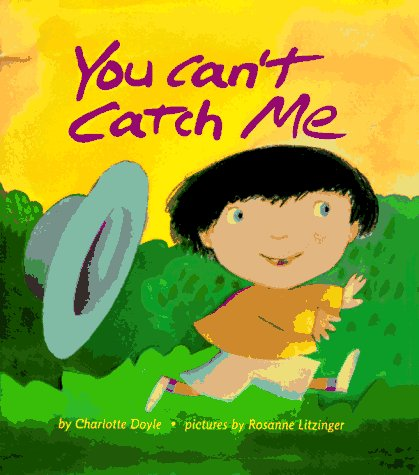 9780694010387: You Can't Catch Me (Harper Growing Tree)