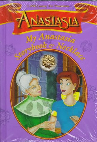 9780694010424: My Anastasia Storybook & Necklace: With Key Charm