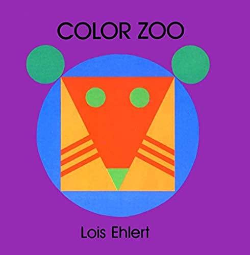 9780694010677: Color Zoo Board Book