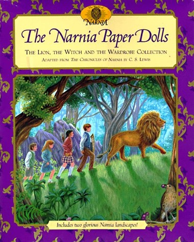9780694010783: The Narnia Paper Dolls: The Lion, the Witch and the Wardrobe Collection