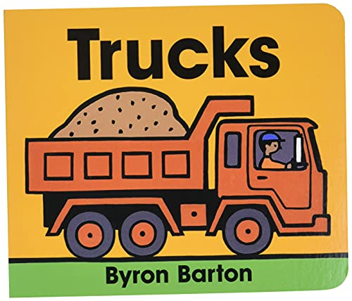 9780694011643: Trucks Board Book