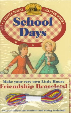 School Days with Jewelry (Little House Chapter Books): Wilder, Laura Ingalls