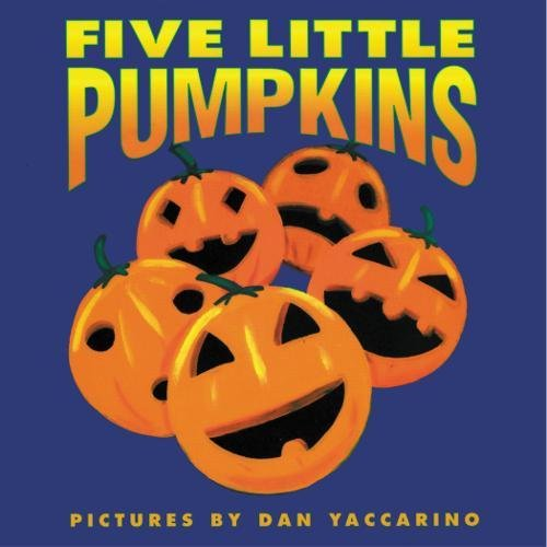 9780694011773: Five Little Pumpkins (Harper Growing Tree)