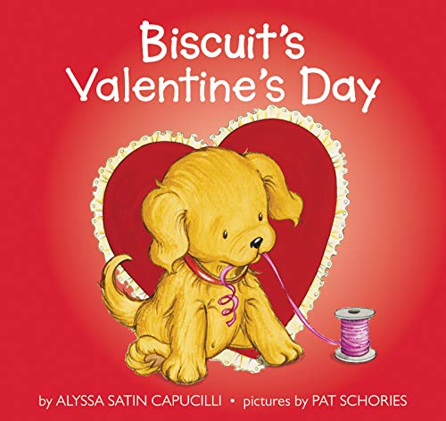 9780694012220: Biscuit's Valentine's Day