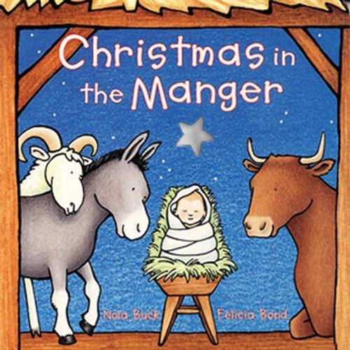 9780694012275: Christmas in the Manger