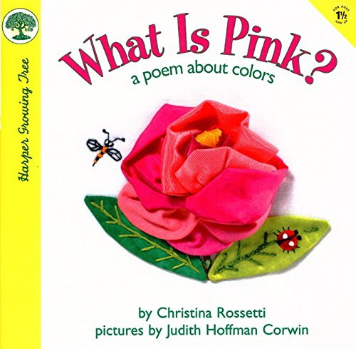 What Is Pink? : A Poem about: Christina Georgina Rossetti