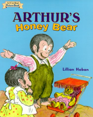 9780694013074: Arthur's Honey Bear (An I Can Read Picture Book)