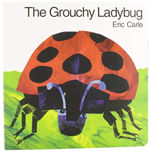 9780694013203: The Grouchy Ladybug Board Book