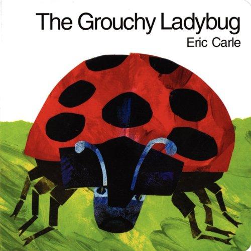 9780694013203: The Grouchy Ladybug