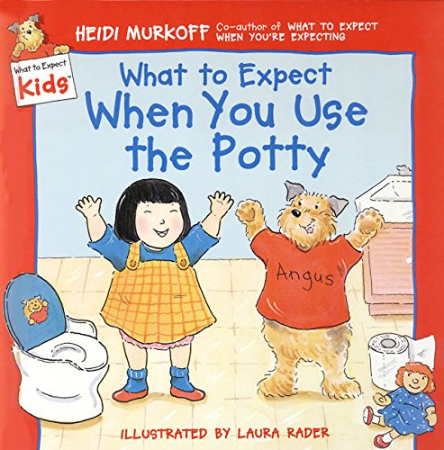 9780694013227: What to Expect When You Use the Potty (What to Expect Kids)