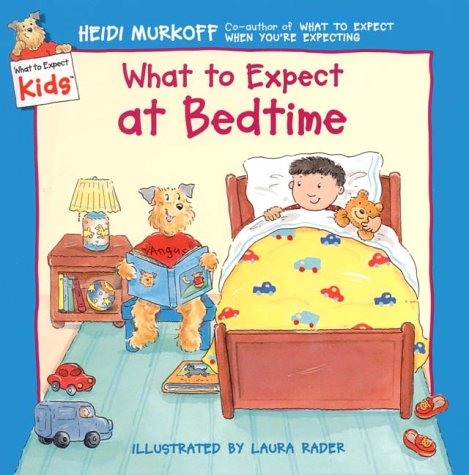 9780694013258: What to Expect at Bedtime