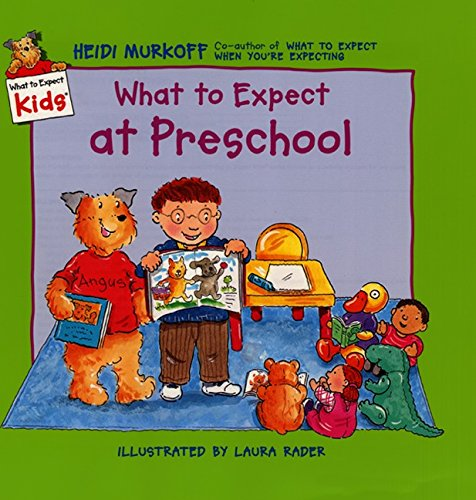 9780694013265: What to Expect at Preschool (What to Expect Kids)