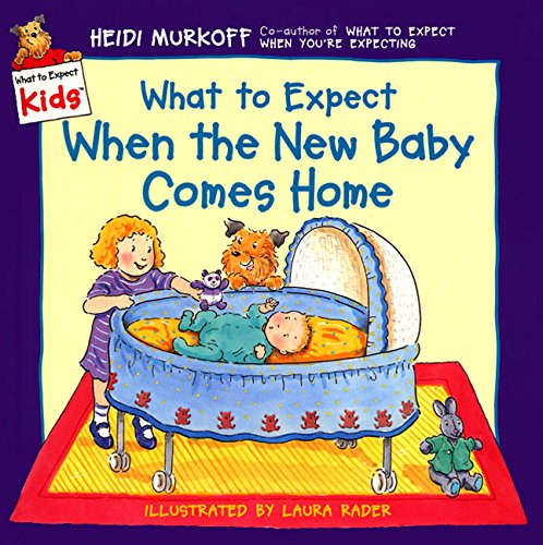 9780694013272: What to Expect When the New Baby Comes Home (What to Expect Kids)