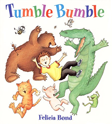 9780694013449: Tumble Bumble