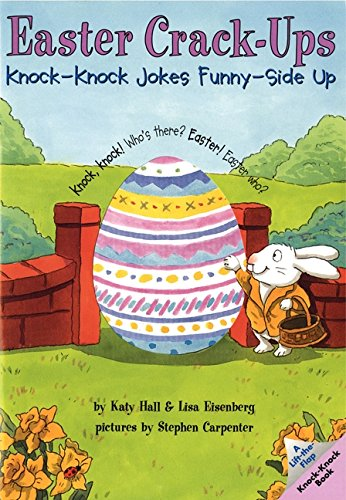 9780694013562: Easter Crack-Ups: Knock-Knock Jokes Funny-Side Up (Lift-The-Flap Knock-Knock Book)